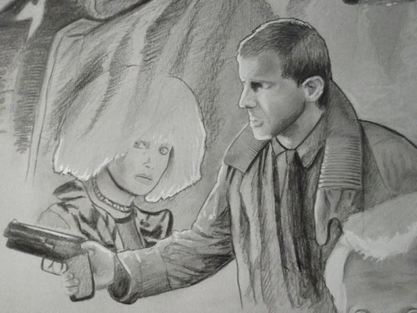 Harrison Ford, Daryl Hannah by stephane14